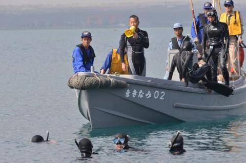 派遣海賊対処行動水上部隊(23次隊) 護衛艦「すずなみ」、「まきなみ」隊員の記録08