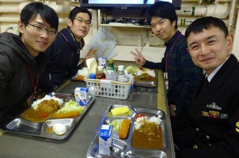 大学生等スプリングツアー 海上自衛隊 横須賀教育隊(神奈川県)等8