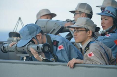派遣海賊対処行動水上部隊(24次隊) 護衛艦「ゆうだち」・「ゆうぎり」隊員の記録02