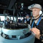 派遣海賊対処行動水上部隊(24次隊) 護衛艦「ゆうだち」・「ゆうぎり」隊員の記録