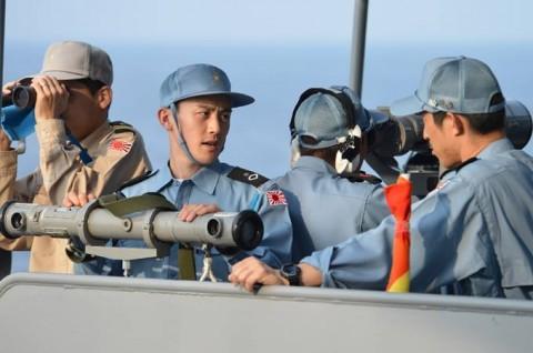 派遣海賊対処行動水上部隊(24次隊) 護衛艦「ゆうだち」・「ゆうぎり」隊員の記録10