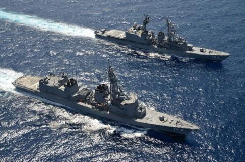 派遣海賊対処行動水上部隊(24次隊) 護衛艦「ゆうだち」・「ゆうぎり」隊員の記録12