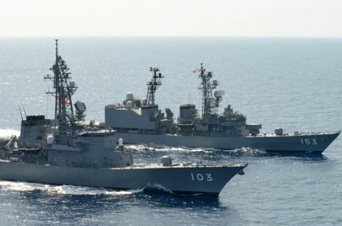 派遣海賊対処行動水上部隊(24次隊) 護衛艦「ゆうだち」・「ゆうぎり」隊員の記録14