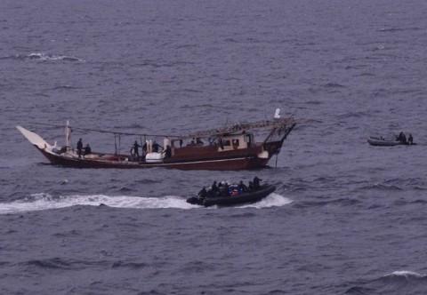 海難救助・急患搬送 派遣海賊対処行動水上部隊(第23次)1
