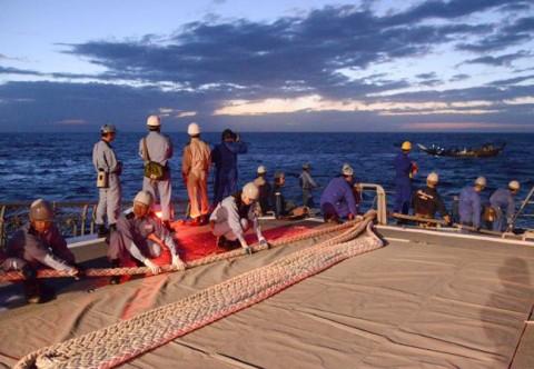 海難救助・急患搬送 派遣海賊対処行動水上部隊(第23次)2