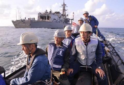 海難救助・急患搬送 派遣海賊対処行動水上部隊(第23次)3