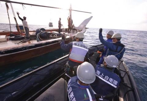 海難救助・急患搬送 派遣海賊対処行動水上部隊(第23次)6