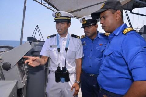 派遣海賊対処行動水上部隊(23次隊) ソマリア 海賊対処 防衛省2
