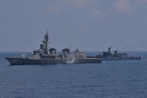 派遣海賊対処行動水上部隊(23次隊) ソマリア 海賊対処 防衛省4