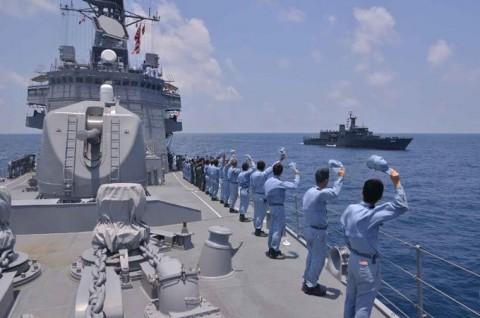 派遣海賊対処行動水上部隊(23次隊) ソマリア 海賊対処 防衛省8