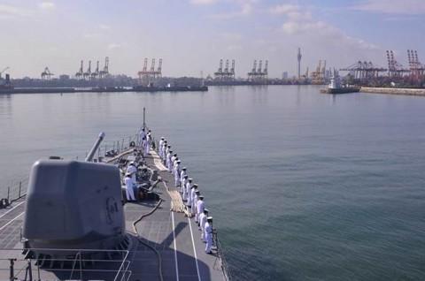 派遣海賊対処行動水上部隊(23次隊) ソマリア 海賊対処法01