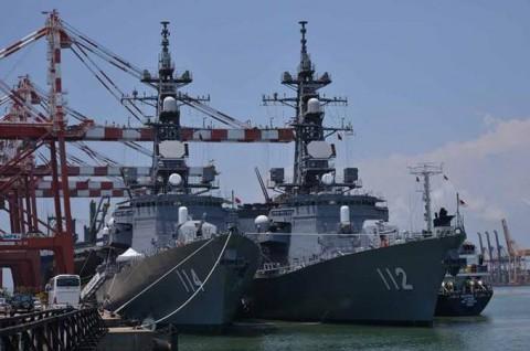 派遣海賊対処行動水上部隊(23次隊) ソマリア 海賊対処法03