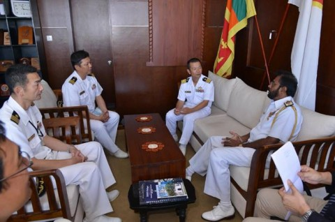 派遣海賊対処行動水上部隊(23次隊) ソマリア 海賊対処法05