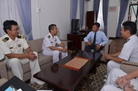 派遣海賊対処行動水上部隊(23次隊) ソマリア 海賊対処法06