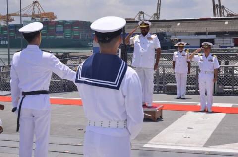 派遣海賊対処行動水上部隊(23次隊) ソマリア 海賊対処法07