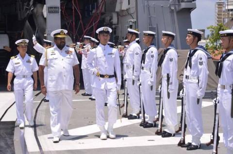 派遣海賊対処行動水上部隊(23次隊) ソマリア 海賊対処法08