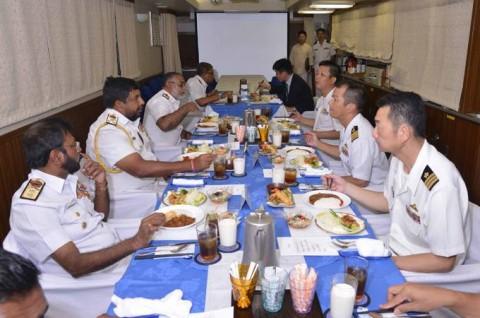 派遣海賊対処行動水上部隊(23次隊) ソマリア 海賊対処法10