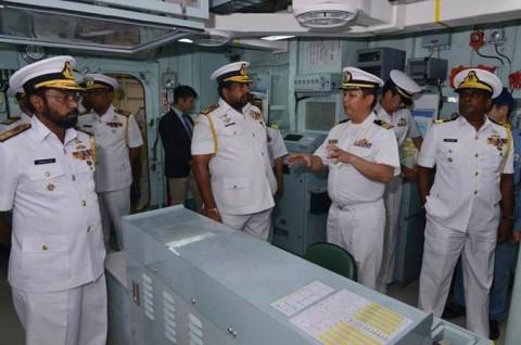 派遣海賊対処行動水上部隊(23次隊) ソマリア 海賊対処法11