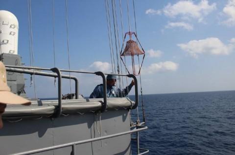 派遣海賊対処行動水上部隊(24次隊) 護衛艦「ゆうだち」・「ゆうぎり」隊員の記録31