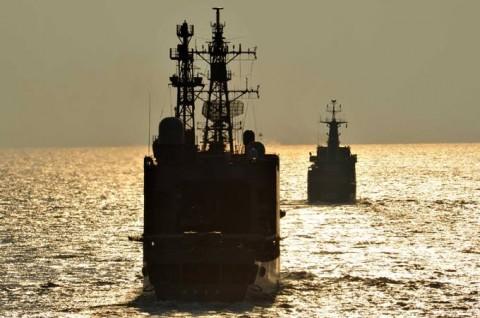 派遣海賊対処行動水上部隊(24次隊) 護衛艦「ゆうだち」・「ゆうぎり」隊員の記録401