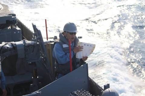 派遣海賊対処行動水上部隊(24次隊) 護衛艦「ゆうだち」・「ゆうぎり」隊員の記録414