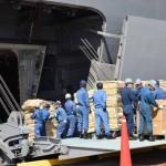 熊本県益城町で発生した地震への災害派遣 防衛省海上自衛隊