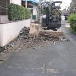 熊本地震への災害派遣(海上自衛隊 機動施設隊 激励する防衛大臣)