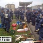 熊本地震への災害派遣 海上自衛隊八戸航空基地の活動その3