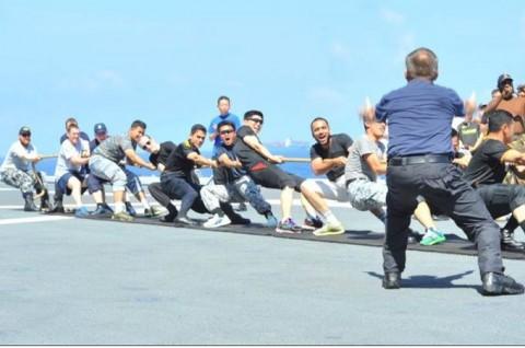 海上自衛隊 護衛艦いせ WPNS2016シップライダー・プログラムNo03