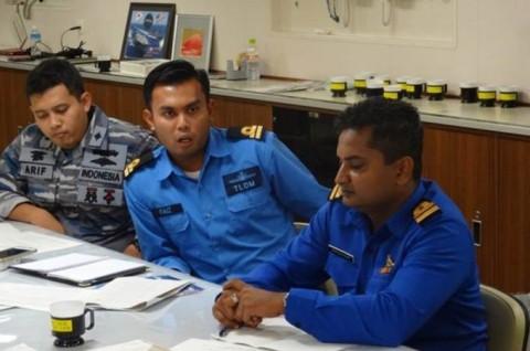 海上自衛隊 護衛艦いせ WPNS2016シップライダー・プログラムNo10