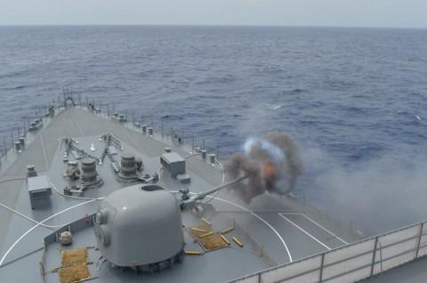海上自衛隊 一般幹部候補生 近海練習航海(練習艦隊)の記録3no6