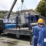 熊本地震への災害派遣 横須賀・舞鶴地方隊 護衛艦いずも
