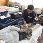 熊本地震への災害派遣 海上自衛隊機動施設隊・呉地方隊医官