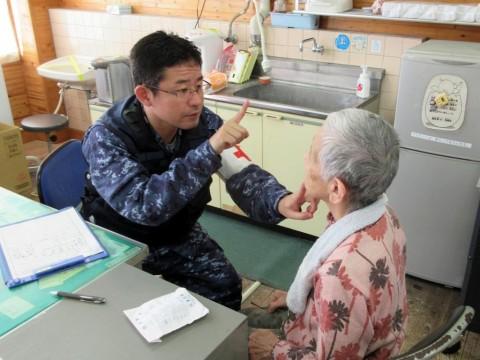 熊本地震への災害派遣(阪神基地隊(神戸)3