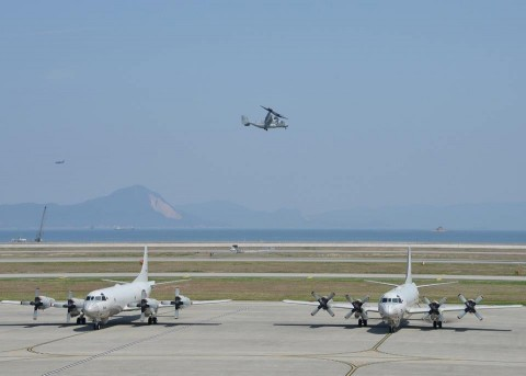 熊本地震への災害派遣(岩国航空基地)5