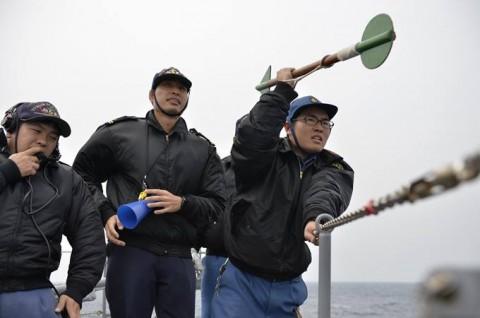 海上自衛隊 一般幹部候補生 近海練習航海(練習艦隊)の記録26