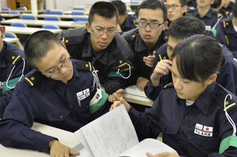 海上自衛隊 一般幹部候補生 近海練習航海(練習艦隊)の記録27
