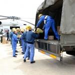 熊本県益城町で発生した地震への災害派遣の記録 海上自衛隊