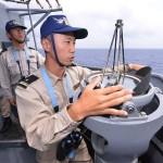 派遣海賊対処行動水上部隊(23次隊) 護衛艦「まきなみ」、「すずなみ」隊員の記録