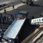 熊本地震への災害派遣 海上自衛隊 大湊 呉 佐世保 おおすみ隊員