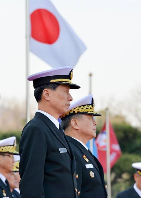 海上幕僚長 大韓民国海軍訪問3