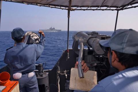 防衛省 海上自衛隊 派遣海賊対処法 水上部隊(23次隊)no4