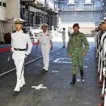 ADMMプラス海洋安全保障実動訓練 防衛省海上自衛隊