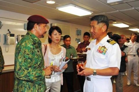 ADMMプラス海洋安全保障実動訓練 防衛省海上自衛隊no3