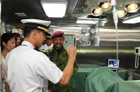 ADMMプラス海洋安全保障実動訓練 防衛省海上自衛隊no4