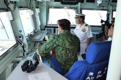 ADMMプラス海洋安全保障実動訓練 防衛省海上自衛隊no5