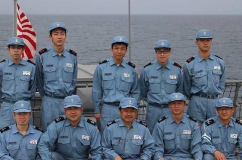 海上自衛隊 派遣海賊対処行動水上部隊(24次隊) 護衛艦「ゆうぎり」隊員の記録5no3