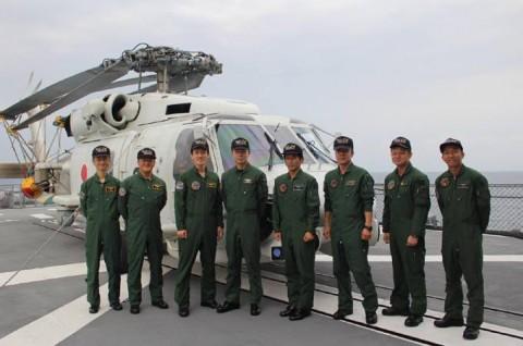 海上自衛隊 派遣海賊対処行動水上部隊(24次隊) 護衛艦「ゆうぎり」隊員の記録5no5