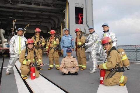 海上自衛隊 派遣海賊対処行動水上部隊(24次隊) 護衛艦「ゆうぎり」隊員の記録5no8