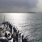 海上自衛隊 派遣海賊対処行動水上部隊(24次隊) 護衛艦「ゆうぎり」隊員の記録5